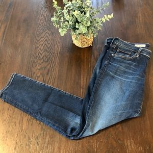 AG Adriano Goldschmied Stevie Ankle Jeans Sz 31